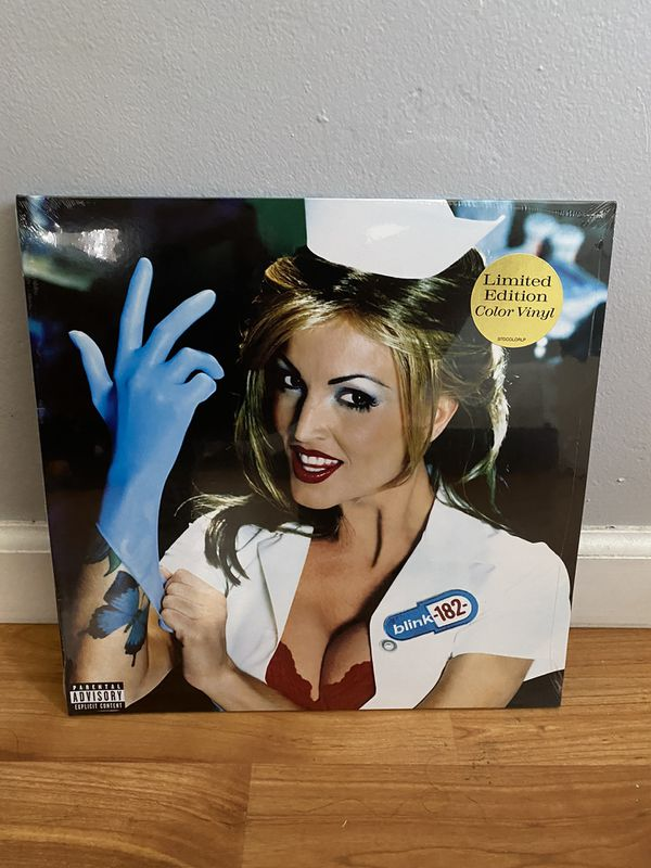 "Blink 182 enema of the state limited colored vinyl 12"" record Album LP"