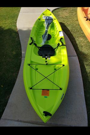 Lifetime Tahoma 100 Sit On Top 10ft Kayak - In Mesa for Sale in Tempe, AZ