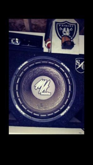MA Audio Speaker for Sale in Perris, CA