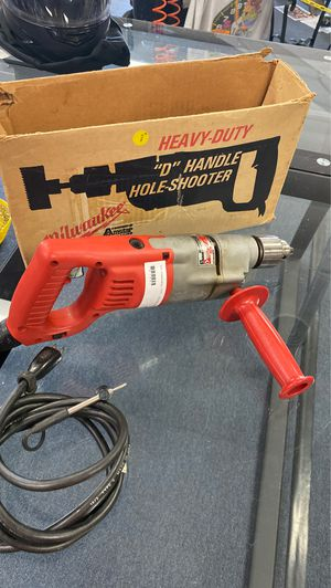 "Milwaukee 1007 -1 Heavy Duty D-Handle 1/2"" Drill Hole Shooter for Sale in Rock Hill, SC"