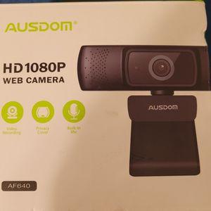 AUSDOM HD 1080P WEB CAMERA for Sale in Moreno Valley, CA