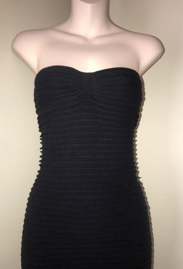 MOVING & CLOSEOUT SALE !!! BCBG Beautiful Bandeau body con dress for sale !!!