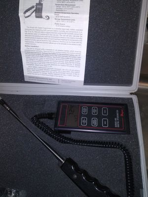 Dywer thermo-hygrometer for Sale in Elgin, IL