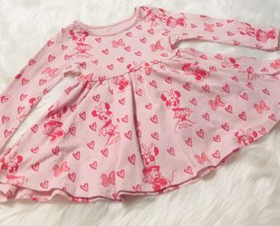 Disney Junior Minnie Mouse Dress *12 Months for Sale in Salem,  OR
