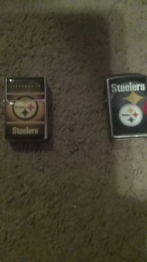 Steelers Zippo lighters for Sale in Las Vegas, NV