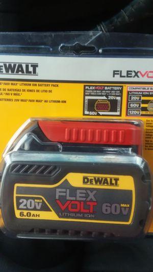 Dewalt battery for Sale in Portland, OR