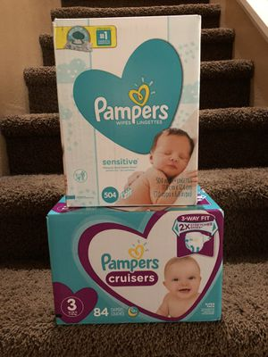 Pampers for Sale in Chula Vista, CA