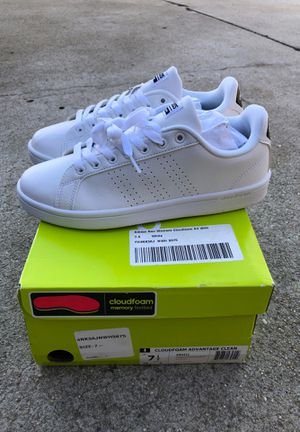 NEW Adidas 7.5 Neo Women's Cloudfoam shoes for Sale in Vista, CA