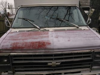 1984 Chevy van g30 for sale for Sale in Upper Marlboro,  MD