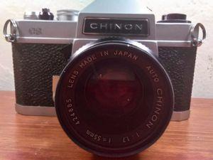 Retro film camera chinon for Sale in Aurora, CO