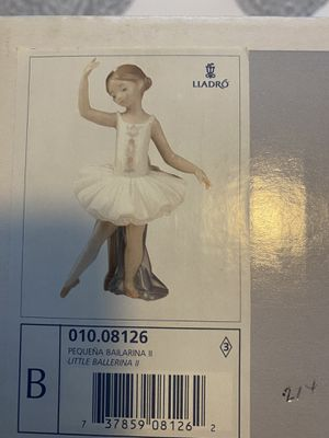 "Lladro ""Little Ballerina ll"" historical figurine for Sale in Huntington Beach, CA"