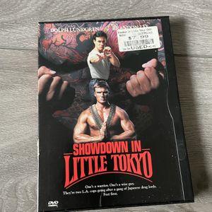 Showdown In Little Tokyo DVD for Sale in Los Angeles, CA