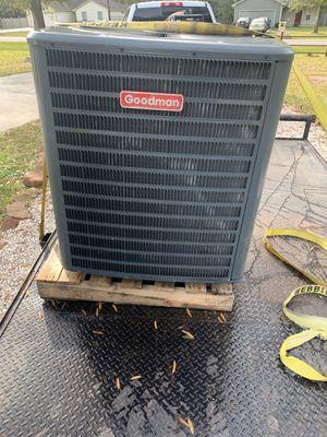 Goodman 5 ton ac unit for Sale in Kingwood, TX