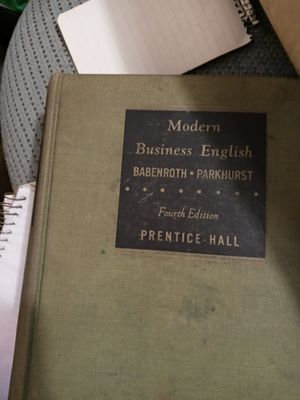 Modern business english for Sale in East Hartford, CT