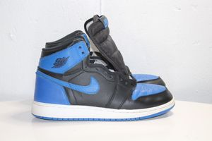 Jordan 1 royal toe for Sale in Naperville, IL