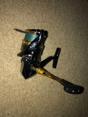 Shimano nasci 4000 fishing reel for Sale in Columbus, OH