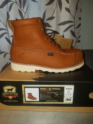 Red wing work boots for Sale in Lynwood, CA