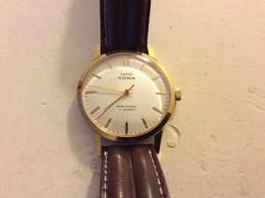 1968 New Old Stock Sona Winding Watch for Sale in Brooklyn, NY