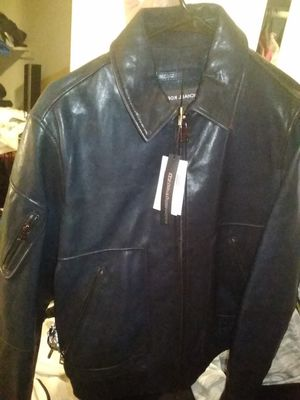 Authentic M.Kors Leather Jacket for Sale in Federal Way, WA