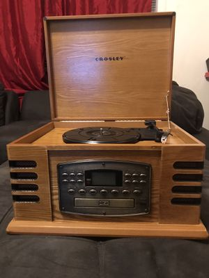 Crosley 4 in 1 stereo systems for Sale in Chicago, IL