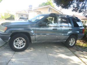 2002 Jeep Grand Cherokee Laredo for Sale in San Jose, CA