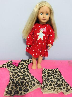 OG doll with long beautiful hair for Sale in Woodbridge, VA