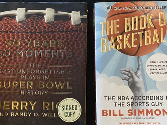 Basketball & Football Book for Sale in Denver,  CO