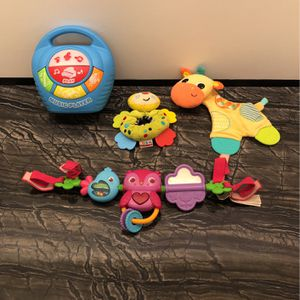 Baby Toys Bundle for Sale in Houston, TX
