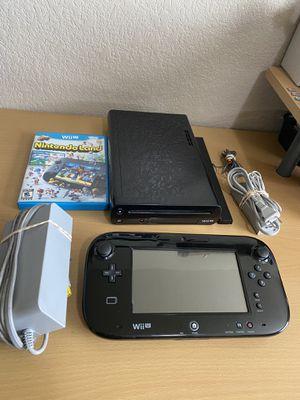 Nintendo Wii U Bundle/32GB for Sale in Temple, TX
