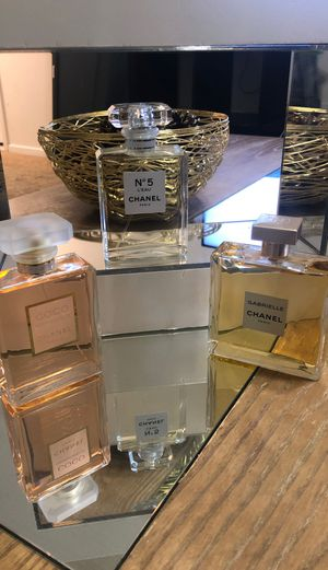 Perfume Chanel for Sale in Woodbury, NJ