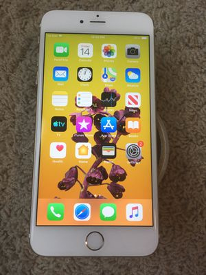 Gd color iphone 6 plus 128gb for Sale in Shawnee, KS