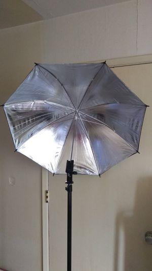 Limo studio Soft Umbrella Reflector Velbon UP400DX video monopod tripod for Sale in Sunnyvale, CA