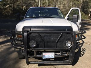 2008 Ford F450 4 wheel drive , 4 door , Goose neck hitch. Pintle hutch. Ball hitch. 6.4 lyrics Diesel with Regen delete. With EGR cooler delete. 150, for Sale in Vaughn, WA