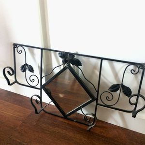 Vintage metalwork framed mirror for Sale in Agua Dulce, CA