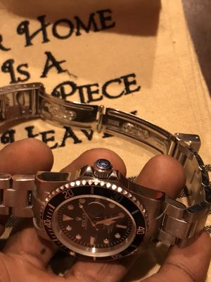Watch black bezel for Sale in Saint Robert, MO