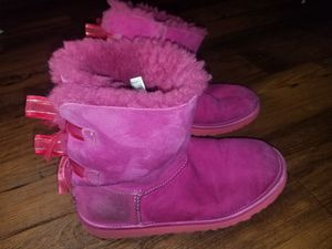 Women's pink Ugg boots size 6 for Sale in San Diego, CA