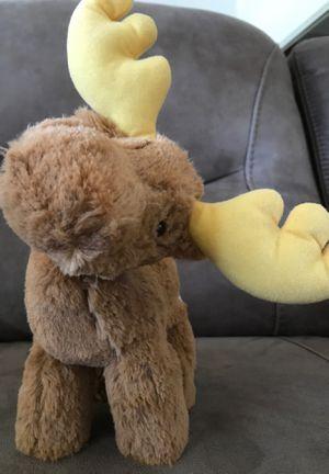 """11"""" Christmas reindeer stuffed animal $2 for Sale in Menifee, CA"""