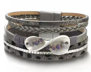 Multilayer Wrap, Wide Number Eight Bracelet for Sale in Wichita, KS