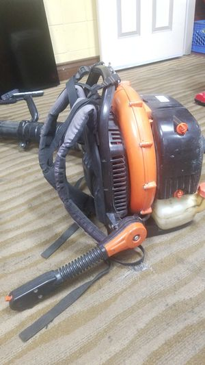 Leaf Blower- BackPack Gas Leaf Blower, Echo 234 MPH 756 CFM PB-770H for Sale in Los Angeles, CA