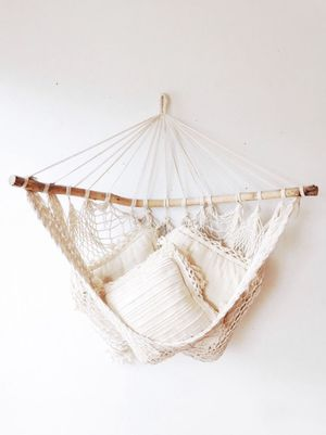 Macrame Wood Brand Hammock Hanging Chair for Sale in Los Angeles, CA