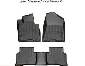 WeatherTech floor liners for Kia Sportage (half price) for Sale in Appleton, WI