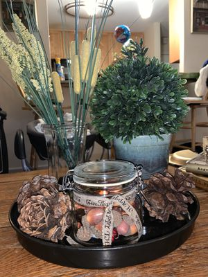 Home decor. Coffee table center piece for Sale in Haverford, PA
