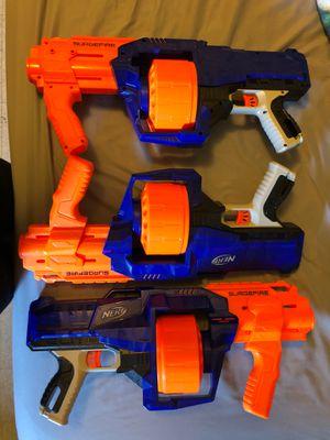 3 Nerf guns for Sale in Pomona, CA
