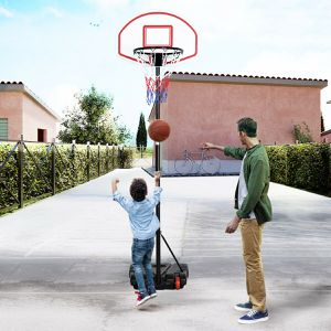 🏀⛹️ Adjustable Basketball Hoop - Portable Stand for Sale in Los Angeles, CA