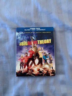 Big Bang Theory - Season 5 Blu-ray for Sale in New York, NY