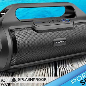Portable Bluetooth Speaker Sound Bocina Portable Parlante Reproductor DOLPHIN LX-20 for Sale in Miami, FL