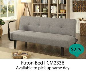 Futon sofa bed ( available pick up same day ) for Sale in La Mirada, CA