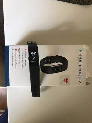 Fitbit charge 2 for Sale in Fairfax, VA