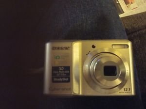 SONY CYBER-SHOT DIGITAL CAMERA for Sale in Vista, CA