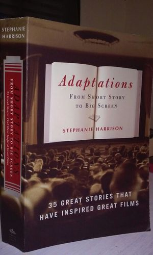 Adaptations from Short Story to Big Screen for Sale in Orlando, FL